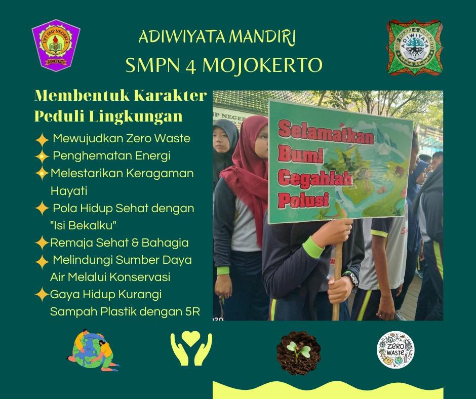 Kampanye Adiwiyata Peduli Lingkungan