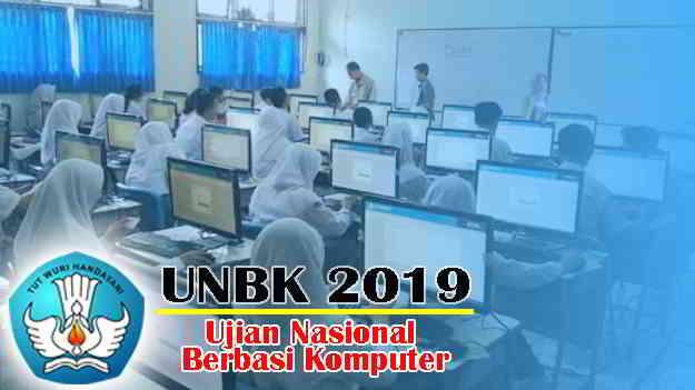 Hasil Nilai UNBK SMPN 4 Kota Mojokerto Tahun 2018/ 2019