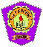 Arti Logo SMPN 4 Kota Mojokerto